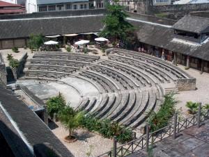 Anfiteatro en Tanzania
