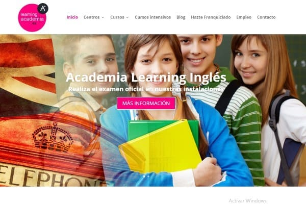 Academia Ingles Madrid