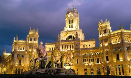 Madrid, publicidad y viajes